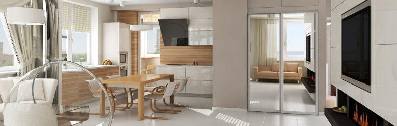 iluminación interior en casas modernas