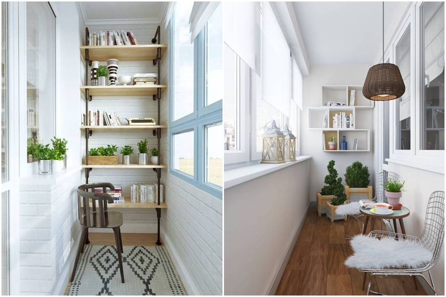Reformas parciales de pisos con aprovechamiento de terraza mediante el cerramiento con carpintería metálica