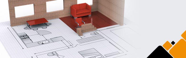 Los planos en las reformas integrales son la representación fiel de lo que se proyecta para cada espacio de la vivienda.