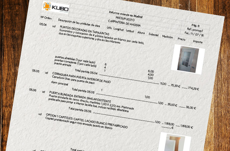 Reforma integral de un piso y cuanto cuesta reformar una casa for Precio de reforma por m2