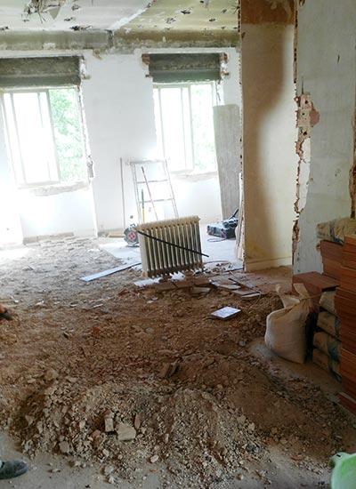 Reformas integrales de pisos antiguos qu mirar antes de for Reformas de pisos antiguos