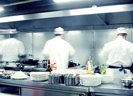 En la reforma de locales para restaurantes, es determinante saber qué tipo de cocina se pretende servir.