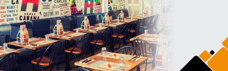 Distribución correcta de la cocina en la reforma de locales comerciales para restaurantes.
