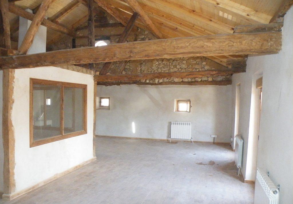 Cambiar tejado casa antigua interesting cambiar tejado - Cambiar tejado casa antigua ...
