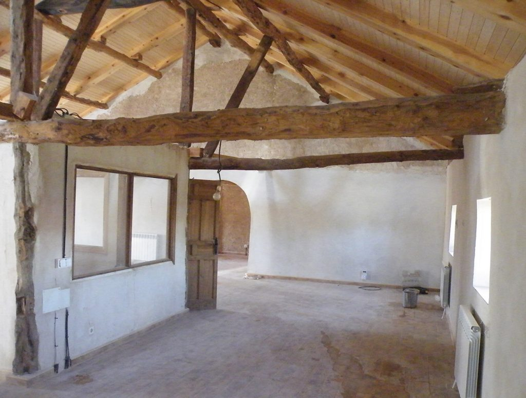 cambiar tejado casa antigua awesome more with cambiar
