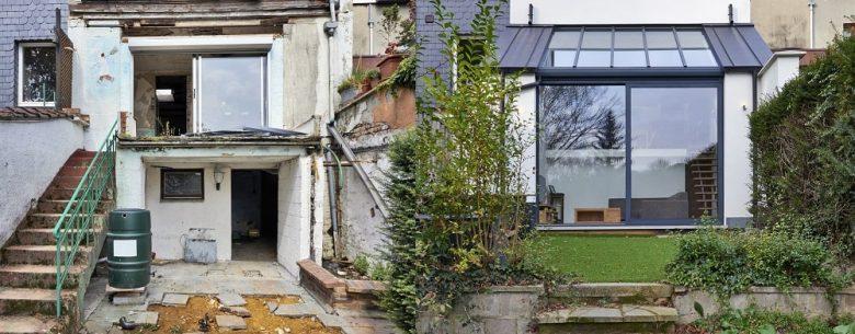 Reforma integral de una casa antigua