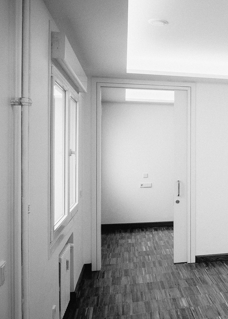 Reformas de pisos antiguos en madrid estudio en calle for Reformas de pisos antiguos