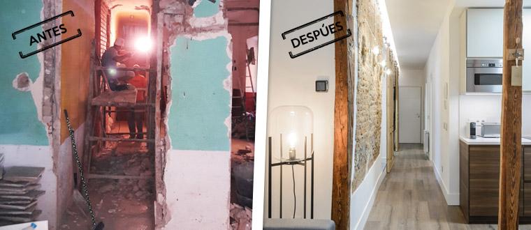 Empresa de reformas integrales de pisos antiguos expertos reforma centro de Madrid
