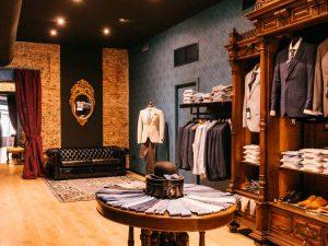 Reforma de local tienda de ropa