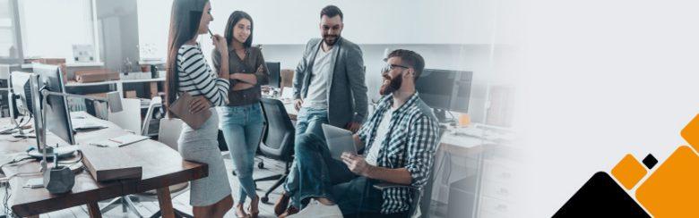 Las nuevas tendencias en reformas de oficinas en Madrid apuestas por los espacios abiertos copiados de las corporaciones tecnológicas.